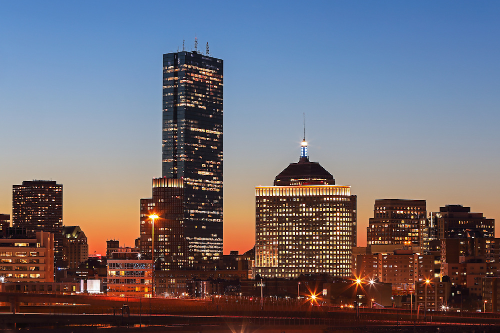 Top 5 Luxury Buildings in Back Bay