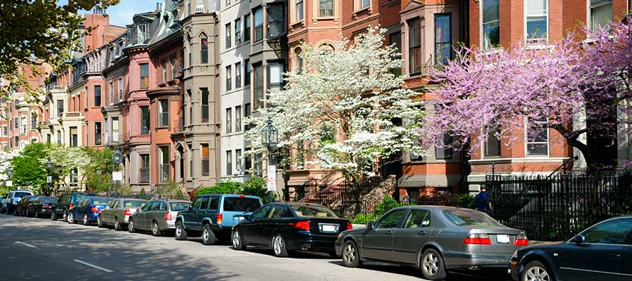 Find Boston Parking Spaces with Back Bay Pads