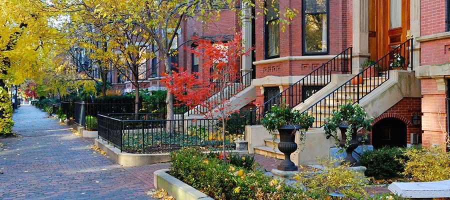 Back Bay Boston invesment property