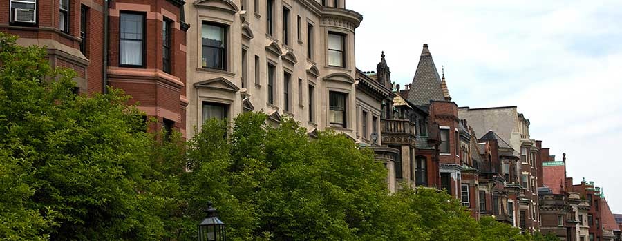 Back Bay condominiums for sale