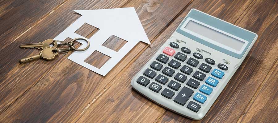 Back Bay mortgage calculator