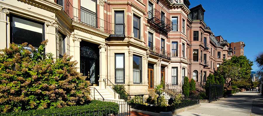 comparative market report back bay boston