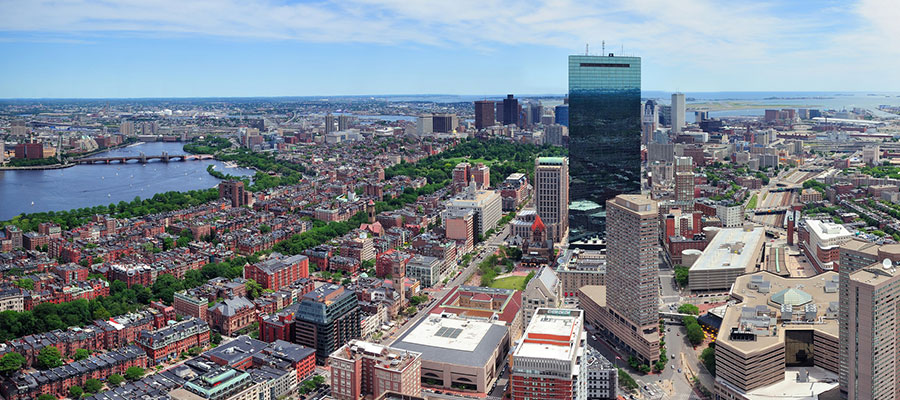 Back Bay Boston apartments homes sale