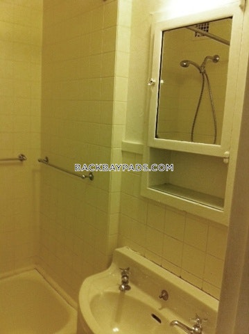1 Bed 1 Bath - Boston - Back Bay $3,000