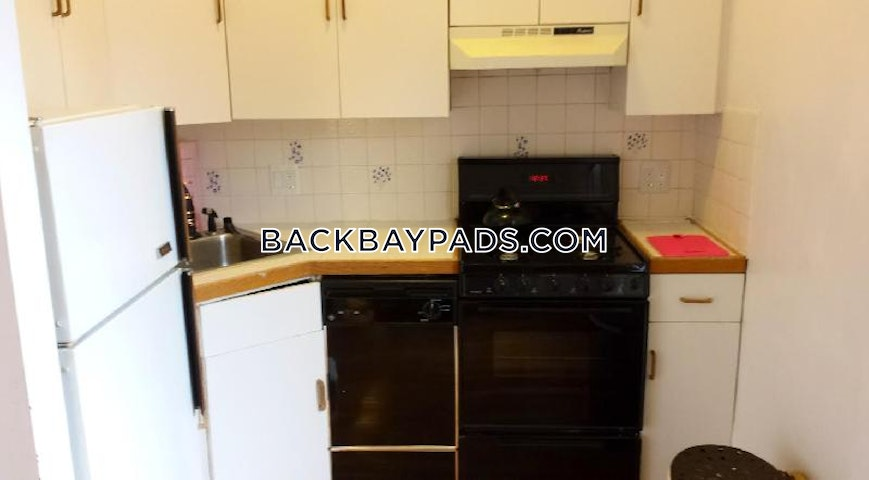 Studio 1 Bath - Boston - Back Bay $2,300