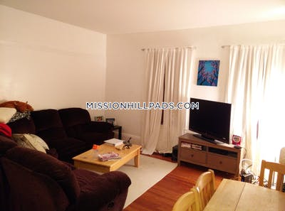 Mission Hill Apartment for rent 4 Bedrooms 1 Bath Boston - $4,100