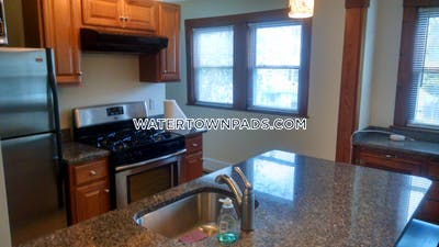 Watertown Apartment for rent 3 Bedrooms 2 Baths - $2,700