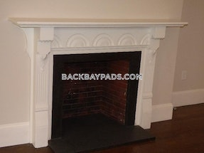 Back Bay Apartment for rent 2 Bedrooms 1.5 Baths Boston - $3,900 No Fee