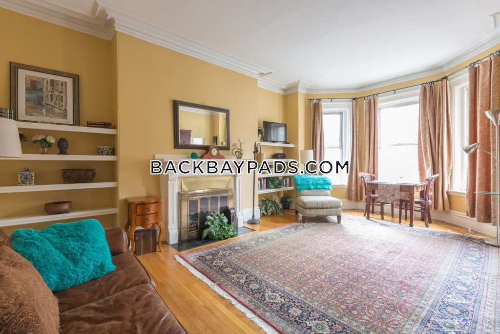 Back Bay Apartments Apartment For Rent Studio 1 Bath Boston 2 500