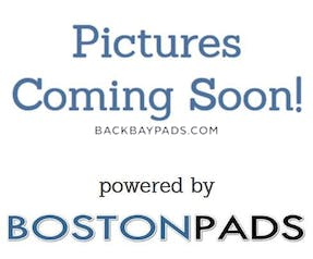 Back Bay Apartment for rent 1 Bedroom 1 Bath Boston - $1,550