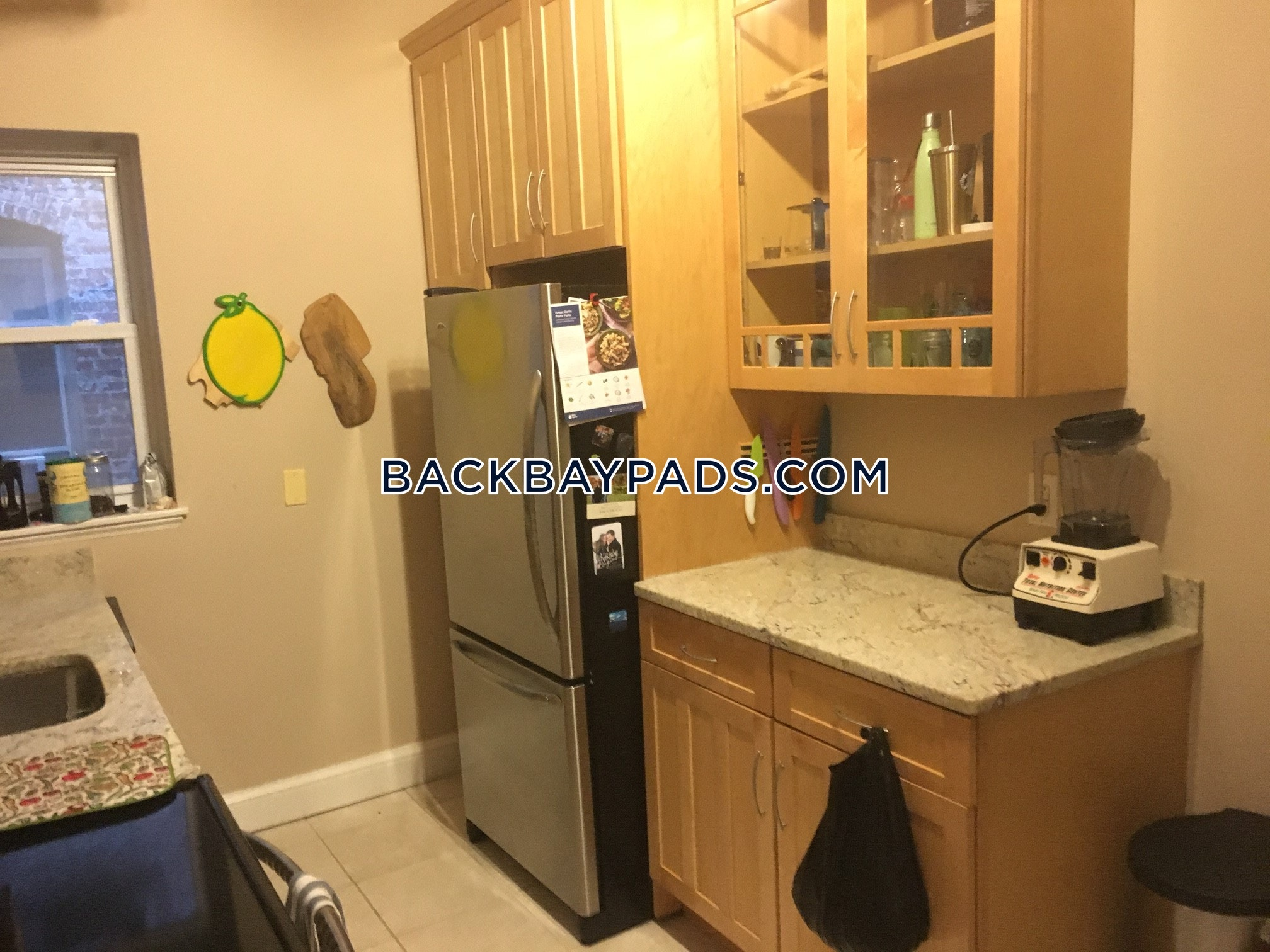 3 Beds 1.5 Baths - Boston - Back Bay $3,900