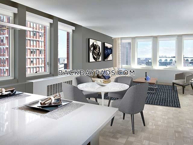 1 Bed 1 Bath - Boston - Back Bay $3,405