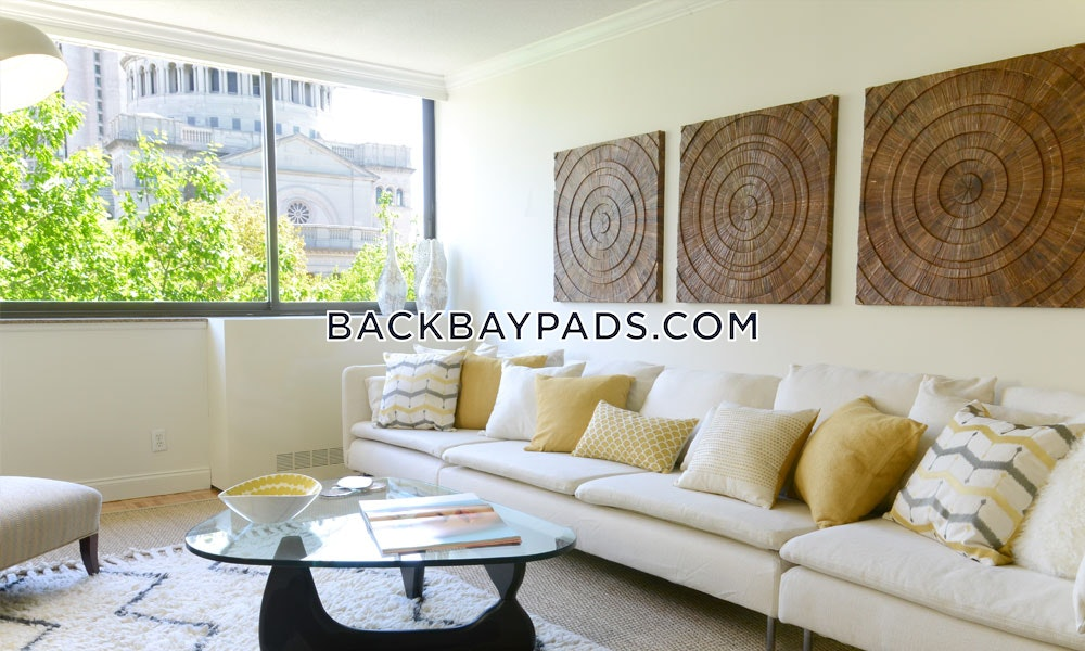 Studio Apartments Back Bay Boston