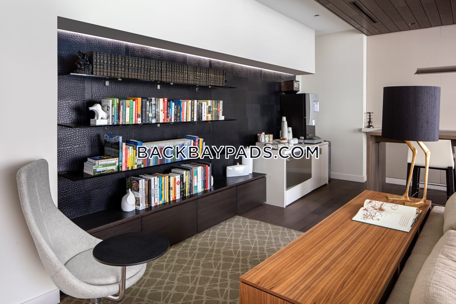 Back Bay Apartments | AWESOME 3 BED 3 BATH UNIT-LUXURY BUILDING IN ...