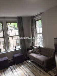 Back Bay Apartment for rent 3 Bedrooms 1 Bath Boston - $4,500