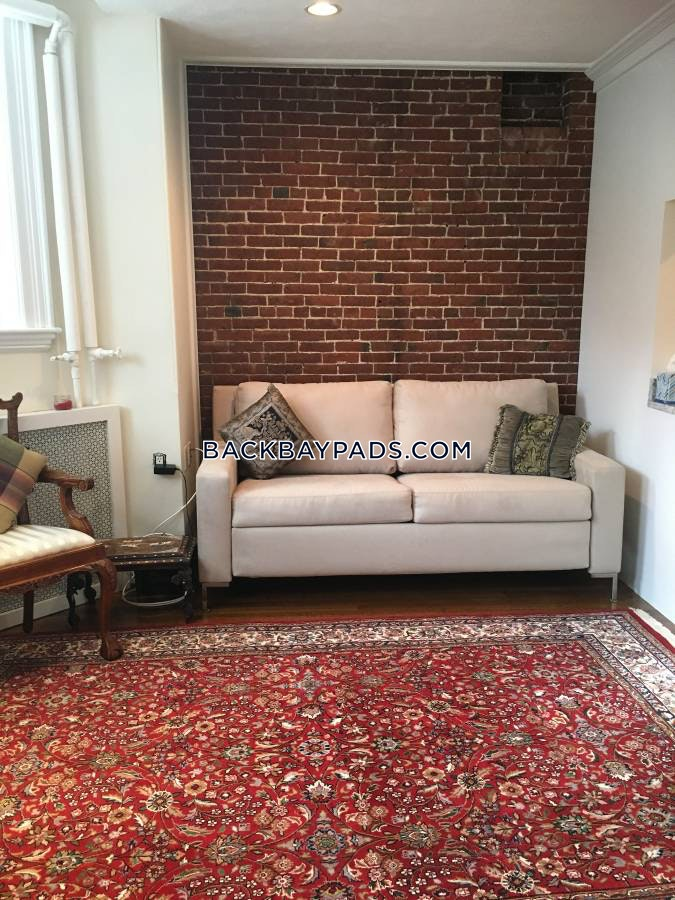 1 Bed 1 Bath - Boston - Back Bay $2,600