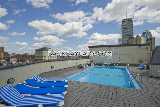 1 Bed 1 Bath - Boston - Back Bay $2,200