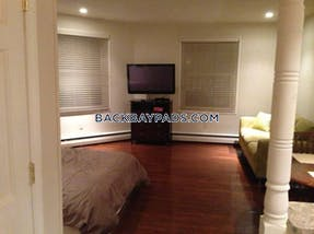 Back Bay Apartment for rent Studio 1 Bath Boston - $2,000