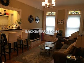 Back Bay Apartment for rent 2 Bedrooms 1 Bath Boston - $3,800