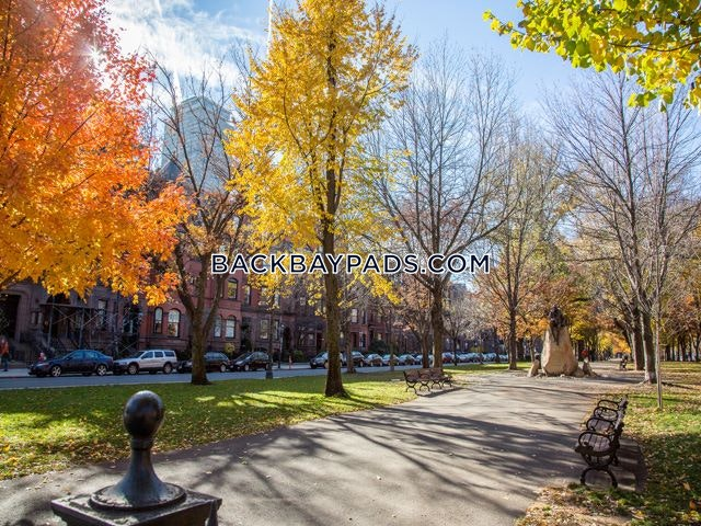 3 Beds 2 Baths - Boston - Back Bay $8,275
