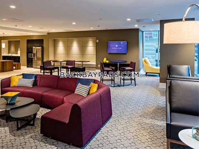 2 Beds 2 Baths - Boston - Back Bay $6,295