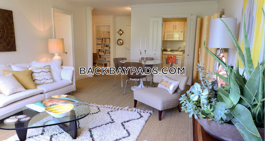 1 Bed 1 Bath - Boston - Back Bay $2,855