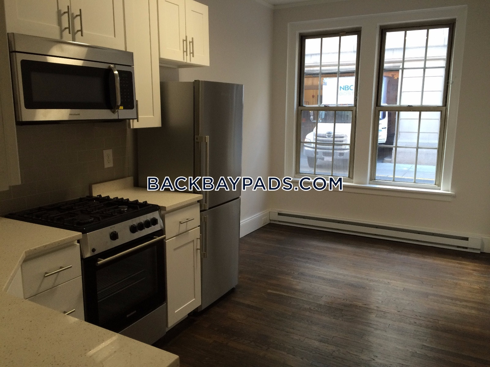 1 Bed 1 Bath - Boston - Back Bay $3,025