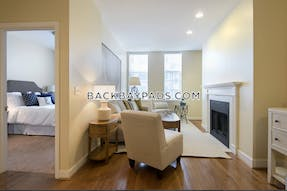 Back Bay Apartment for rent 3 Bedrooms 2 Baths Boston - $5,322