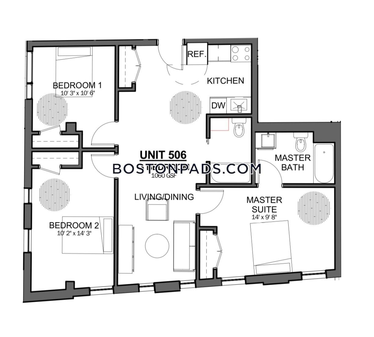 Jamaica Plain Apartment For Rent 3