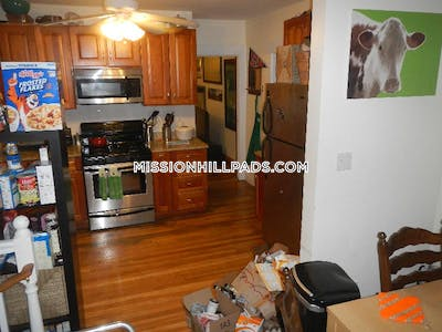 Mission Hill Amazing 5 bed 2 bath in Mission Hill Boston - $4,800
