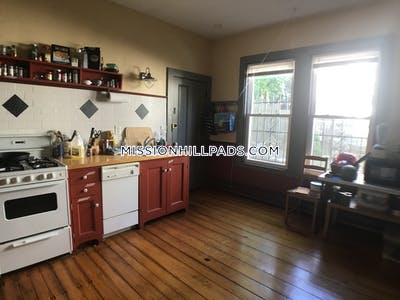 Mission Hill Apartment for rent 2 Bedrooms 1 Bath Boston - $2,970