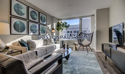 Seaport/waterfront Apartment for rent 2 Bedrooms 1 Bath Boston - $5,347