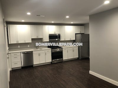 Somerville Amazing 5 bed 2 bath in Somerville  Union Square - $4,250