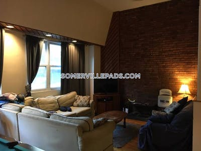 Somerville Apartment for rent 3 Bedrooms 1 Bath  Winter Hill - $3,175